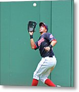 Michael Brantley Metal Print