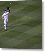 Michael Choice and Derek Norris Metal Print