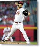 Mike Bolsinger Metal Print