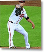 Mike Minor Metal Print