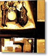 Modern Jazz Number Two Metal Print
