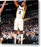 Nick Young Metal Print