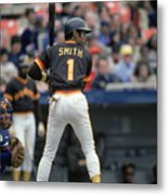 Ozzie Smith Metal Print