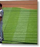 Paul Goldschmidt Metal Print