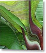 Plantflow Metal Print