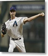 Randy Johnson Metal Print