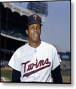 Rod Carew Metal Print
