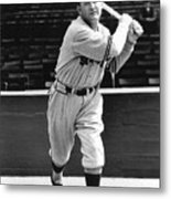 Rogers Hornsby Metal Print