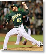 Sean Doolittle Metal Print