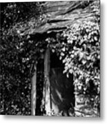 Shed - Retired Metal Print