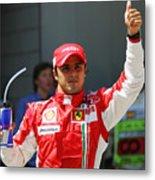 Spanish Formula One Grand Prix: Qualifying Metal Print