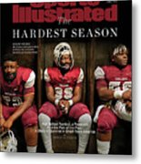 The Hardest Season Metal Print