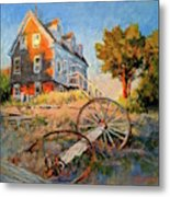 The Old Silva Place No. 2 Metal Print