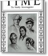 The Suffragists, 1920 Metal Print