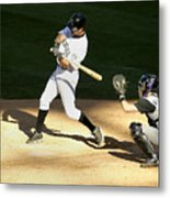 Todd Helton, Rod Barajas, And John Patterson Metal Print