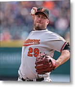 Tommy Hunter Metal Print