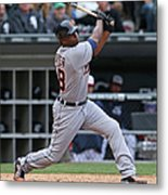 Torii Hunter Metal Print