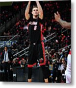 Tyler Johnson Metal Print