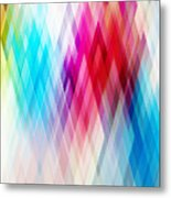 Vector  Abstract  Futuristic  Background Metal Print