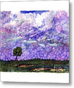 Voices In The Sky Metal Print