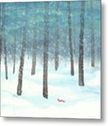 Whisper of the Forest Metal Print
