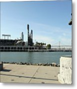 Willie Mccovey Metal Print