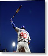 Willson Contreras Metal Print