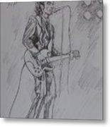Willy DeVille - Steady Drivin' Man Metal Print