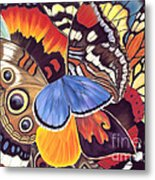 Wings Of California Metal Print