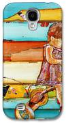 Child's Play Galaxy S4 Case by Danny Phillips