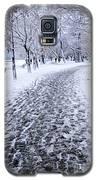 Winter Park Galaxy S5 Case by Elena Elisseeva