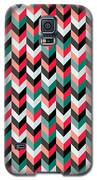 Chevron Galaxy S5 Case by Mike Taylor