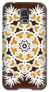Daisy Mandala  12t Galaxy S5 Case by Variance Collections