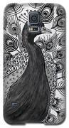 Peacock Walk Galaxy S5 Case by Megan Dirsa-DuBois