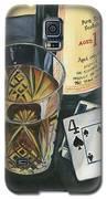 Scotch And Cigars 2 Galaxy S5 Case by Debbie DeWitt