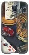 Scotch And Cigars 4 Galaxy S5 Case by Debbie DeWitt