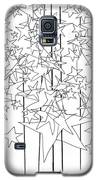 Stars Galaxy S5 Case by Teddy Campagna