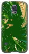 Twisted Sago Galaxy S5 Case by James Granberry