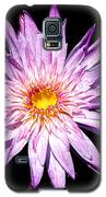 Water Lily. Galaxy S5 Case by Evelyn Garcia