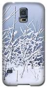 Snowy Trees Galaxy S5 Case by Elena Elisseeva