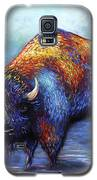 Bison Galaxy S5 Case by Patricia Lintner