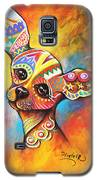 Chihuahua Galaxy S5 Case by Patricia Lintner