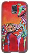 Italian Greyhound  Galaxy S5 Case by Patricia Lintner