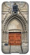 Cathedral Of St Helena Galaxy S5 Case by Richard Lynch