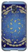 Circularium No 2753 Galaxy S5 Case by Alan Bennington