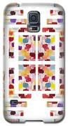 Digital Splits Galaxy S5 Case by Catherine Lott