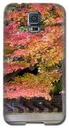 Fall In Japan Galaxy S5 Case by Tad Kanazaki