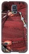 Fishing Need Paros Island Greece  Galaxy S5 Case by Colette V Hera  Guggenheim