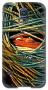 Fishing  Rope  Galaxy S5 Case by Colette V Hera Guggenheim
