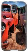 Ford And Chevy Standoff Galaxy S5 Case by Jeffrey Jensen